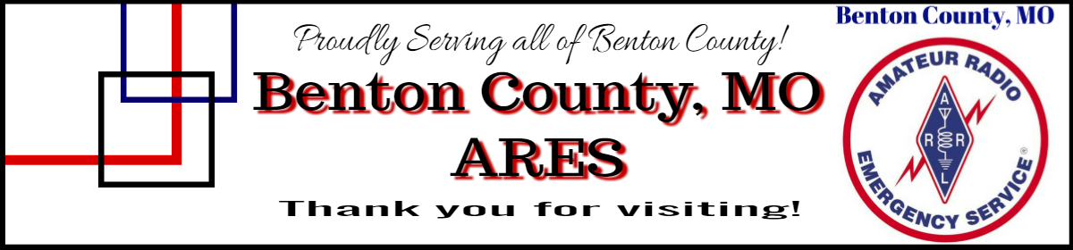 Benton County, MO Amateur Radio Emergency Service
